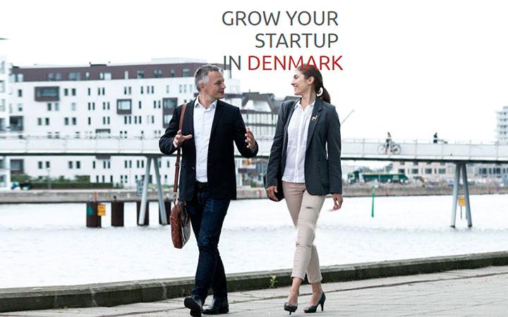 Startup in Denmark